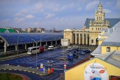 Один из первых  ж-д     вокзалов  Беларуси.