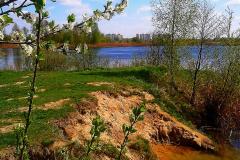 """Озера Бреста в микрорайоне """" Южный"""""""