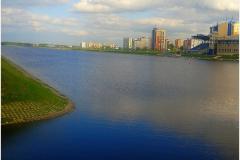 Брестский гребной канал.