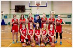 Баскетбольная команда .