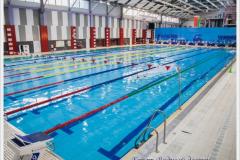 Брестский дворец водных видов спорта.