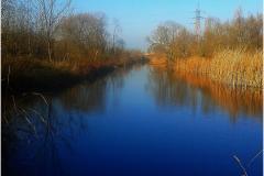 Осенью на каналах.