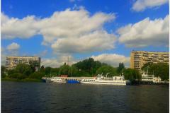 Клуб моряков в Бресте.