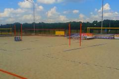 Площадки пляжного волейбола в Бресте.